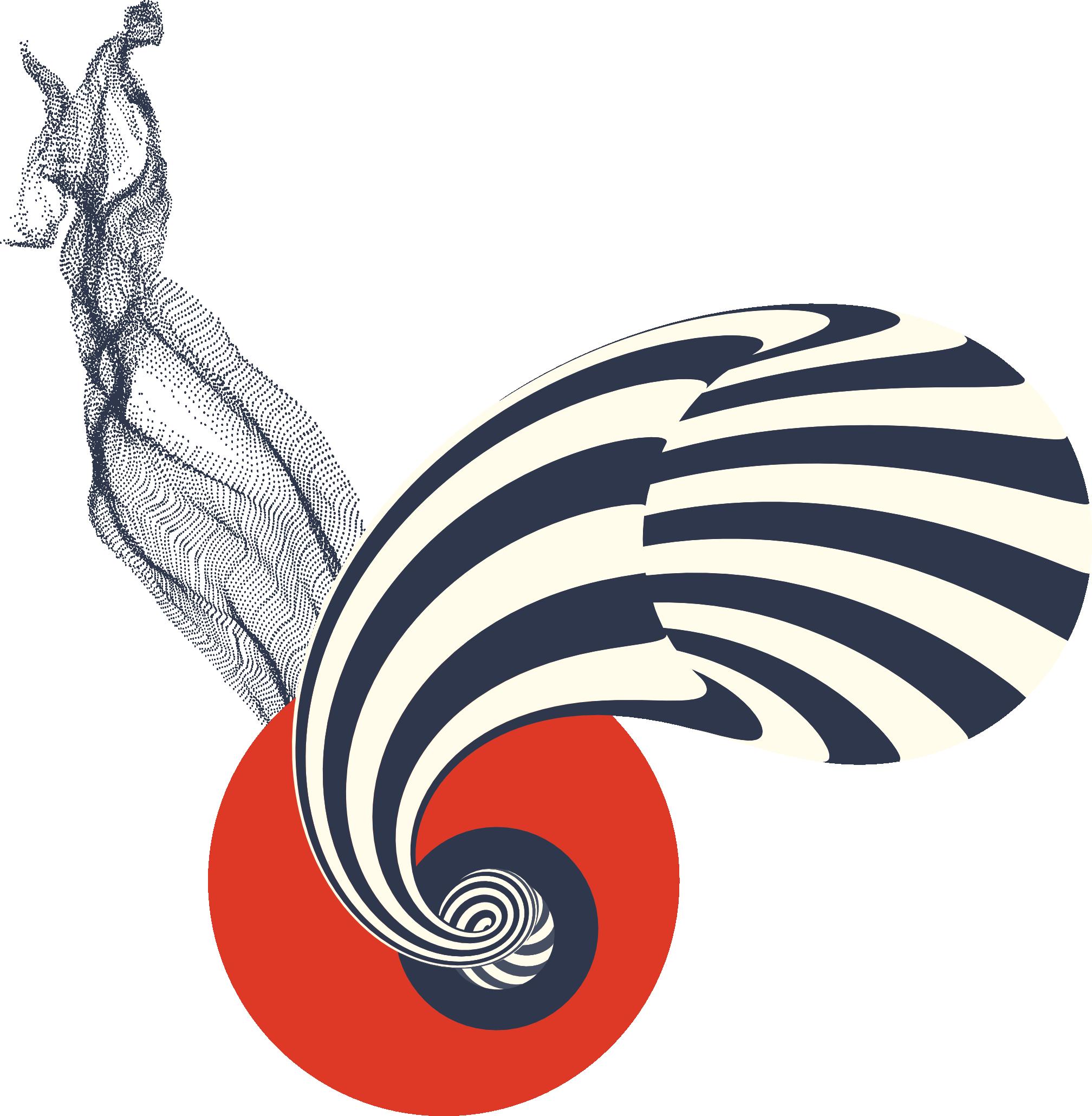 Superklänge - Wellen Rot